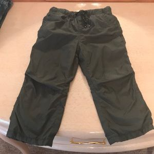 Gap Toddler Lined pants